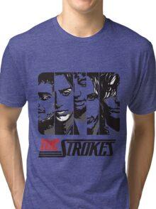 The Strokes Band Music T-Shirt Tri-blend T-Shirt