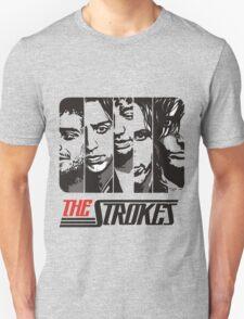 The Strokes Band Music T-Shirt Unisex T-Shirt