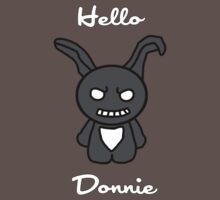 Hello Donnie by ArchXAngel45