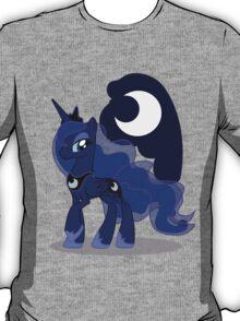 Princess Luna with cutie mark T-Shirt