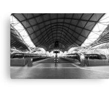 Southern Cross train Station Canvas Print