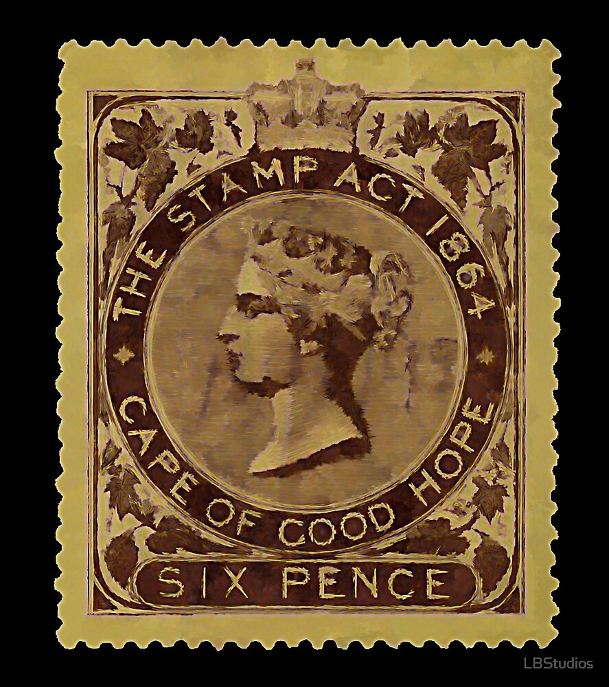 Stamp Act 1864 - 019 by LBStudios