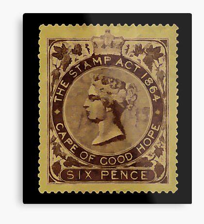 Stamp Act 1864 - 019 Metal Print