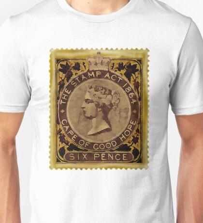 Stamp Act 1864 - 019 Unisex T-Shirt