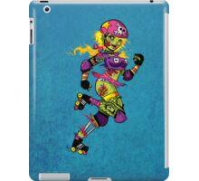 Zombie Derby Doll iPad Case/Skin