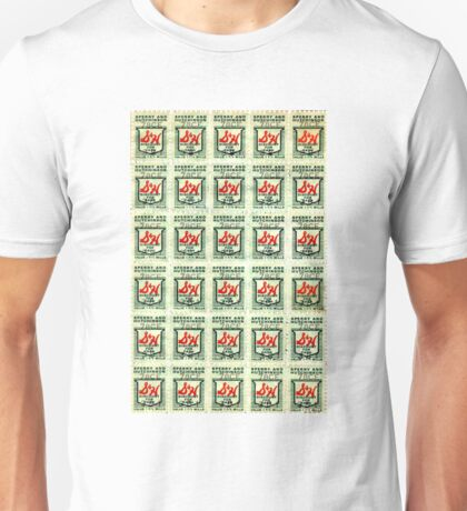 S&H GREEN STAMPS Unisex T-Shirt