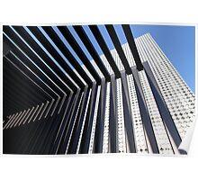 Melbourne building Poster