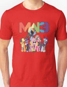 MW3 Ponies Unisex T-Shirt