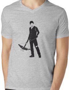 Daryl  Mens V-Neck T-Shirt