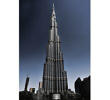 Burj Khalifa 3 Photographic Print
