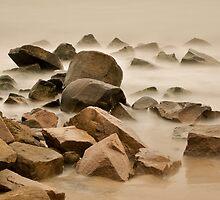 The Black Sea by Denitsa Prodanova
