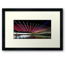 25 Seconds Of The Goodwill Framed Print