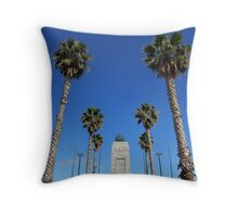 Moseley Square Throw Pillow