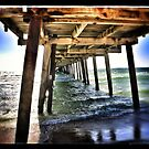 Under The Pier by Rob Kelly