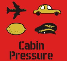 Cabin Pressure foursome by EuroAirdotCon