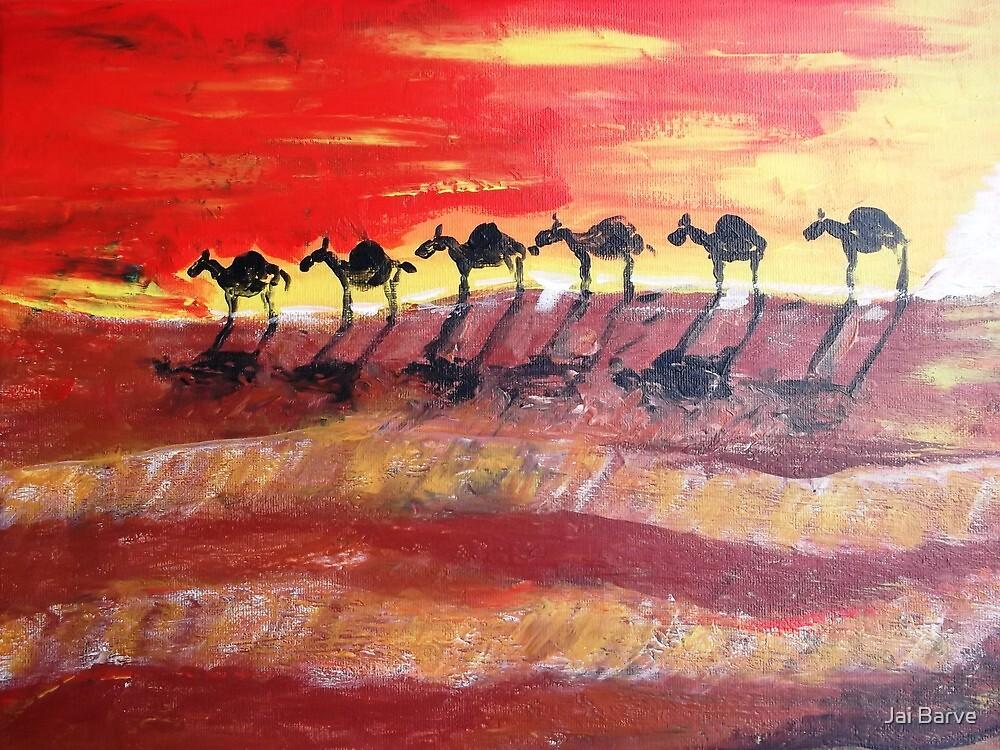 Desert by Jai Barve
