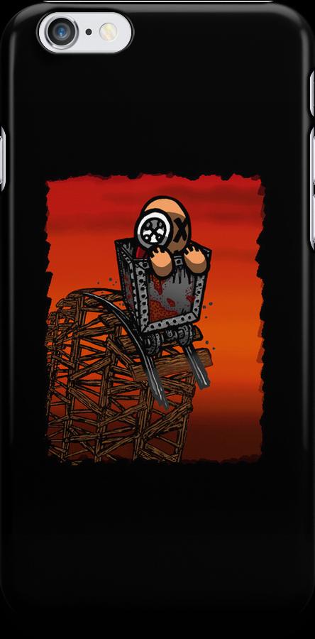 Le parcours de la mine by fatherkojak