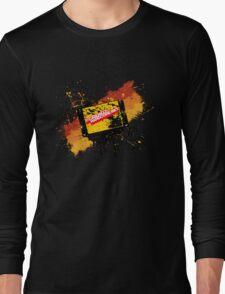 Graffiti Cartridge Long Sleeve T-Shirt