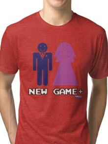 New Game + Tri-blend T-Shirt