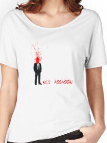 No.1 Assassin Women's Relaxed Fit T-Shirt
