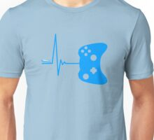 Gamer Heart Beat Unisex T-Shirt