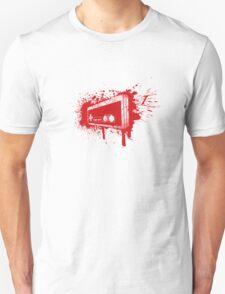 Retro Pad Graffiti Unisex T-Shirt