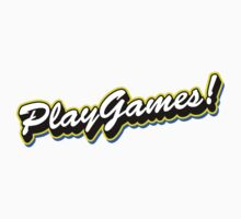Play Games! One Piece - Short Sleeve
