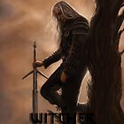 The Witcher - Geralt 01 by Bianka90