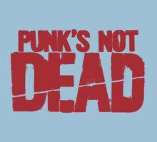 Punk's Not Dead Kids Clothes