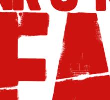 Punk's Not Dead Sticker