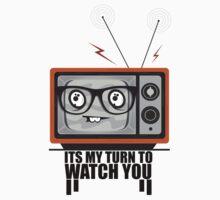 Watching You by Hemant Sharma