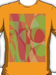 The Sun through the Orange Leaves T-Shirt