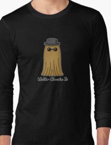Hello cousin! -black-  Long Sleeve T-Shirt