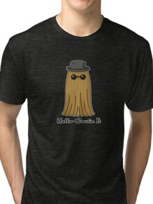 Hello cousin! -black-  Tri-blend T-Shirt