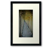 Ankhor Wat Temple 2 Framed Print