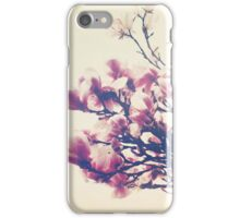 The Crowning Glory of Spring iPhone Case/Skin
