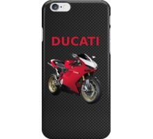 DUCATI 1098r. iPhone Case/Skin
