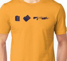 Rock Paper Shotgun Unisex T-Shirt