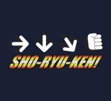 Sho Ryu Ken Kids Tee