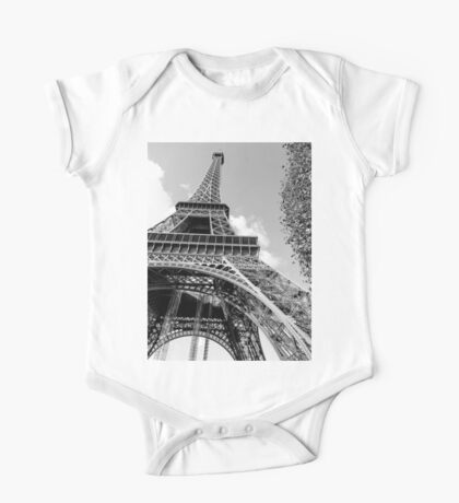 Eiffel Towers  One Piece - Short Sleeve