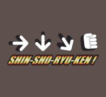 Shin-Sho-Ryu-Ken One Piece - Short Sleeve