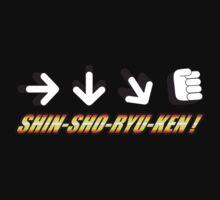 Shin-Sho-Ryu-Ken Kids Clothes