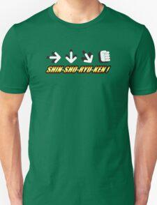 Shin-Sho-Ryu-Ken Unisex T-Shirt