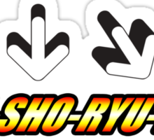 Shin-Sho-Ryu-Ken Sticker