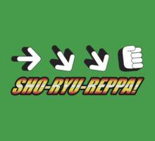 Sho-Ryu-Reppa Kids Clothes
