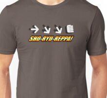 Sho-Ryu-Reppa Unisex T-Shirt