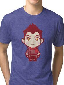 Chibi Mako Tri-blend T-Shirt