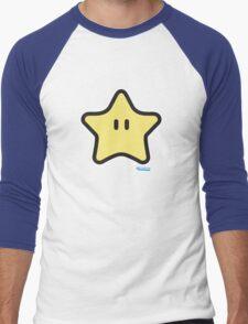 Star Power Men's Baseball ¾ T-Shirt