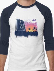 Arcade Beach Men's Baseball ¾ T-Shirt