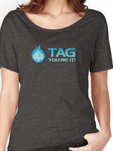 Tag, You're It Sticky Grenade Women's Relaxed Fit T-Shirt